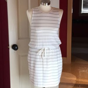 Lou and Grey striped dress